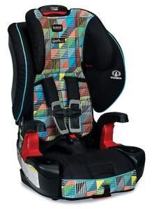 Britax Frontier ClickTight (G1.1) Harness to Booster Car Seat