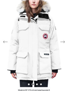 Canada Goose Expedition Women's Small Grey