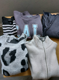 Pack of women's jumpers size S (used)