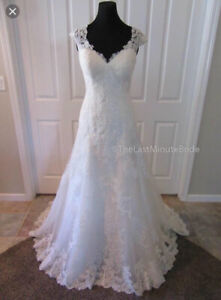 Stella York 6219 Wedding dress