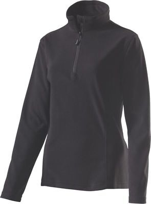 McKINLEY Damen 1/4 Zip Fleece Shirt Skipullover Skirolli Cortina II 4034399 Neu