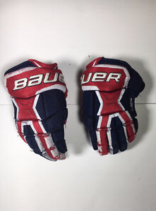 BAUER TOTAL ONE MX3 HOCKEY GLOVES