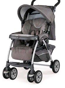 Chicco Cortina Stroller and Infant Car Seat -  Gre
