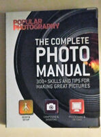 Photography Book - never used