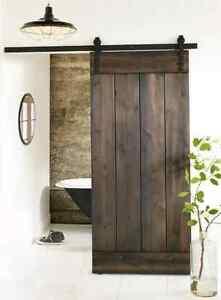 "Rustic Sliding ""Barn Style"" Doors London Ontario image 6"
