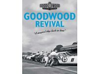 4x Tickets to Goodwood Revival (Vintage & Classic Motor Festival) - Sunday 10th September 2017