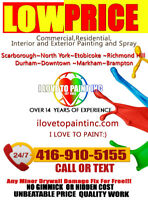 ▅ ▆ ▇ █ I LOVE TO PAINT INC ® █ ▇ ▆ ▅ UNBEATABLE DEALS