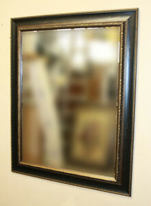 HUGE !!! Modern & Contemporary Framed Accent Mirror SEE VIDEO