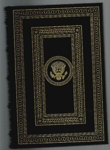 THE MAKING OF A PRESIDENT  1960  Franklin Library, LEATHER  Mint