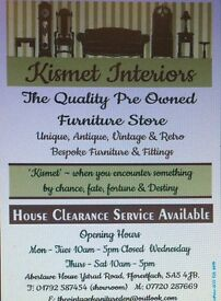 House clearance service ~Quality Proffesional service ~ competitive prices