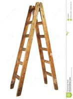 Wanted wooden step ladder
