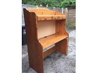 XL Ducal pine desk
