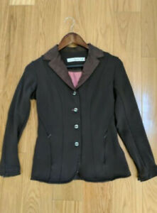 Animo Show Jacket - Brown - Size IT-40