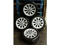 Bmw 1 series alloy wheels