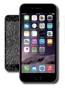 iPhone 6 Screen Repair $69 / iPhone Battery Replacement $45