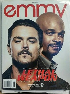 For Your Emmy Consideration Lethal Weapon Outstanding Drama FREE SHIPPING sb