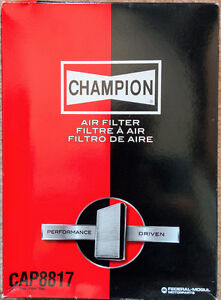 Champion CAP8817 Engine Air Filter