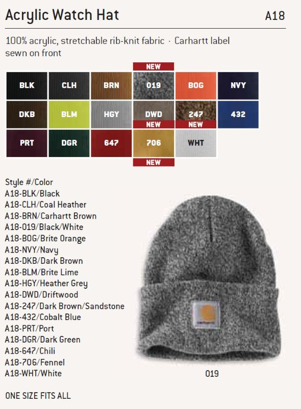 24f029433256a ... hot carhartt acrylic knit hats toques and beanies mens winnipeg 7f2f7  17db8