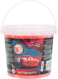 Cars big bucket slime / butter putty