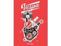WANTED: Vespa or Lambretta Scooter