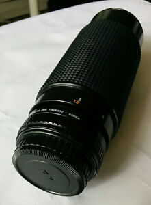 Sears 60-300mm F4.0-5.6 with 62mm Clear Filter London Ontario image 7