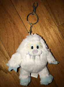 Bumble the Abominable Snow Man Rudolph Reindeer Key Chain Disney