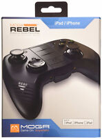 MOGA Rebel Premium iOS Gaming Controller - iPhone,iPad,iPod (Mac