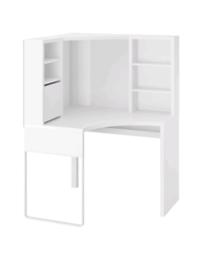 Ikea micke corner desk brand new