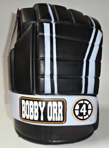 BOBBY ORR BOSTON BRUINS HULK SIZE 7x11 HOCKEY DRINKING GLOVE