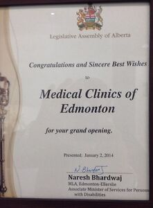 Medical clinic for sale with built in pharmacy millwood Edmonton Edmonton Area image 2