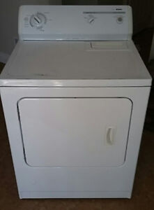 Kenmore Propane Clothes Dryer