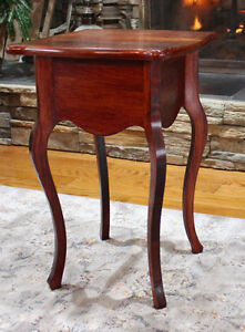 Beautiful Solid Wood Small Side Table