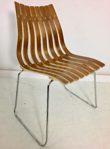 molded ply side chair