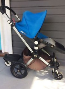 Bugaboo Cameleon Stroller wiith Toddler Board