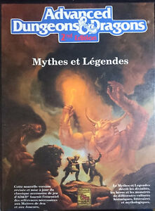 Donjons & Dragons AD&D Dungeons & Dragons West Island Greater Montréal image 1