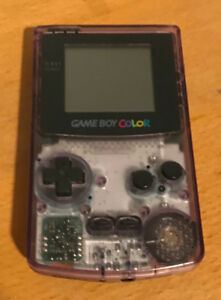 Gameboy Color w/ Super Mario Bros Deluxe