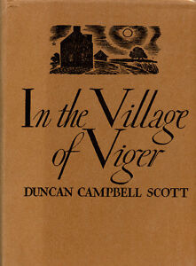 IN THE VILLAGE OF THE VIGER illustrated Thoreau Macdonald London Ontario image 1