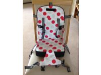 Polar Gear Safety Booster Chair for easy meal times! - Excellent Condition, hardly used!