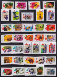 35 x Collection INSECTS HONEYBEE, BEE,. Picture Postage stamps