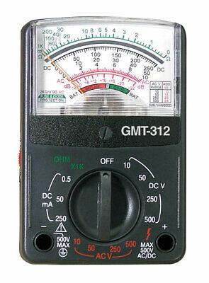 Gb Multitester Analog 1 M Ohms 300 V 5 Function 12 Range
