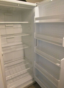 SOLD ... Stand up Freezer