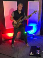 PROFESSIONAL BASSIST FOR RECORDING