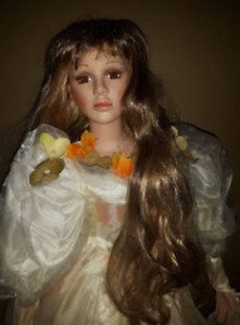42 inch Victorian porcelain Doll