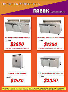 Biggest Sale Of The Year On Refrigeration