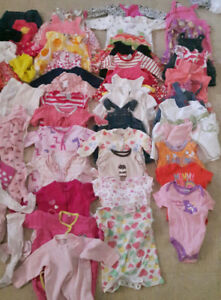 Baby cirl clothes lot 3-6 months