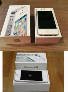 iPhone 4s 4 S 16GB cellphone smartphone APPLE i phone unlocked