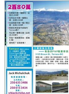6 ACRES INDUSTRIAL PROPERTY