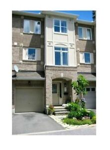 Beautiful 3 bdrm townhouse in the heart of Westboro