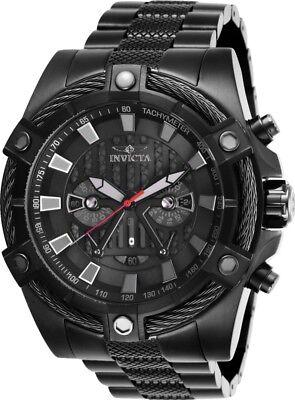 Invicta 27217 Star Wars Men's Chronograph 52mm Black-Tone Darth Vader Watch