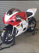 GSXR 600 Track bike Magpie Ballarat City Preview